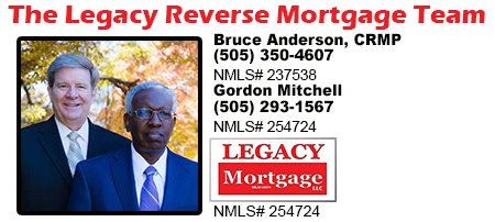 Albuquerque Reverse Mortgages – Anderson Reverse Mortgage